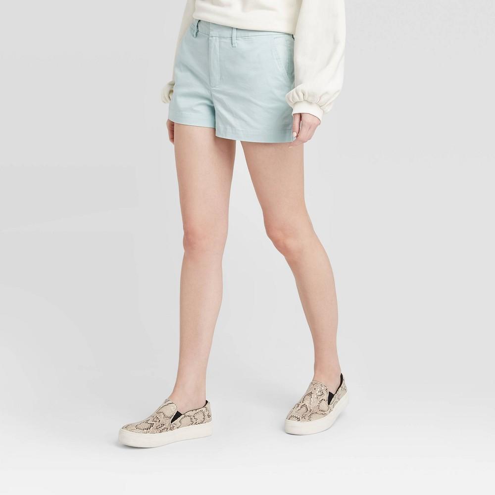 Vintage High Waisted Shorts, Sailor Shorts, Retro Shorts Women39s High-Rise Regular Fit 334 Chino Shorts - A New Day8482 $17.99 AT vintagedancer.com