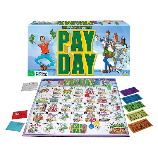 Pay Day Classic Edition Board Game image number null