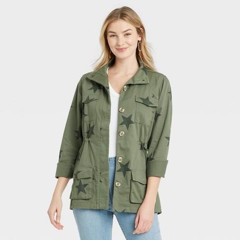 Women's Long Sleeve Jacket - Knox Rose™ - image 1 of 3