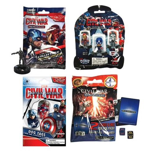 Marvel Captain America Collectible Bundle - image 1 of 1