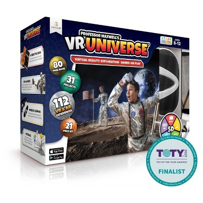 Abacus Professor Maxwell's VR Universe Virtual Reality Learning System Hardware