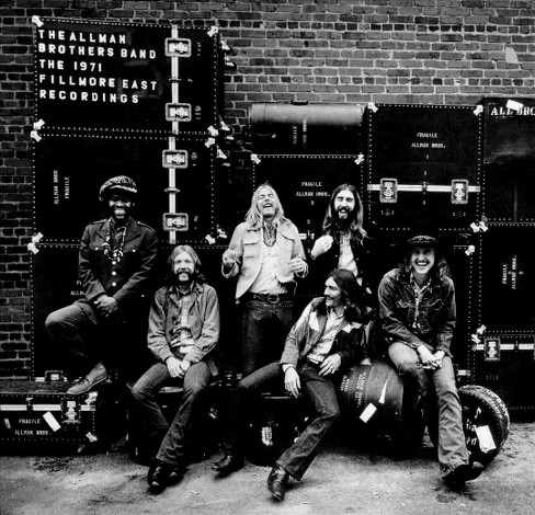 Allman brothers band - 1971 fillmore east recordings (CD) - image 1 of 1