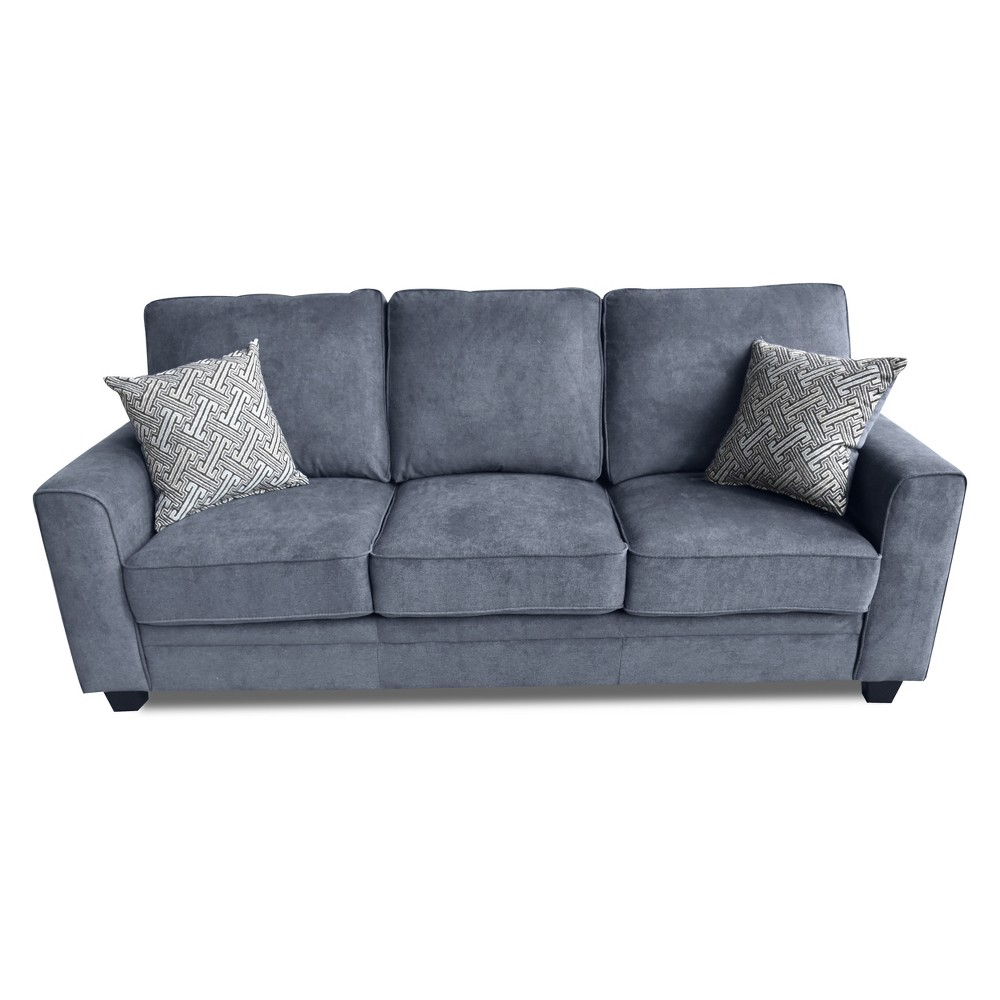 Acme Furniture Catherine Sofa Blue