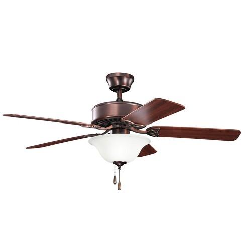 "Kichler 330110 50"" Indoor Ceiling Fan - image 1 of 4"