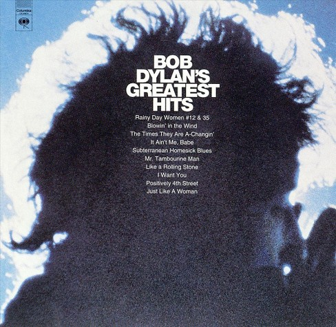 Bob Dylan - Bob Dylan's Greatest Hits (CD) - image 1 of 1