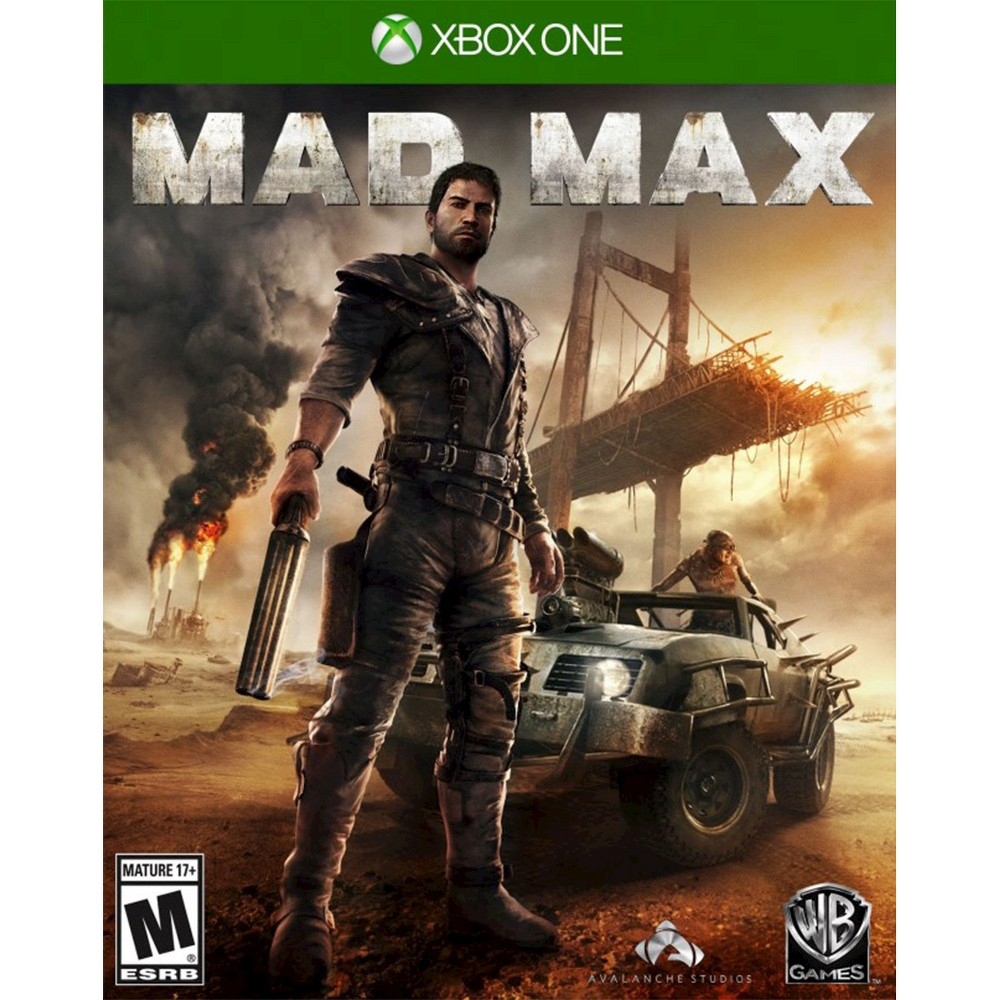 Mad Max Xbox One, Video Games