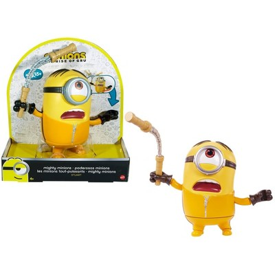 Minions: The Rise of Gru Mighty Stuart With Kung Fu Action Figure