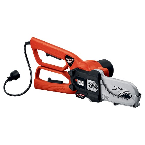 """BLACK+DECKER 4.5A 120V Alligator Lopper With 6"""" Bar And Chain - image 1 of 5"""