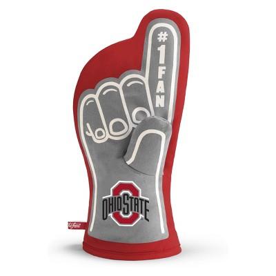 NCAA Ohio State Buckeyes #1 Oven Mitt