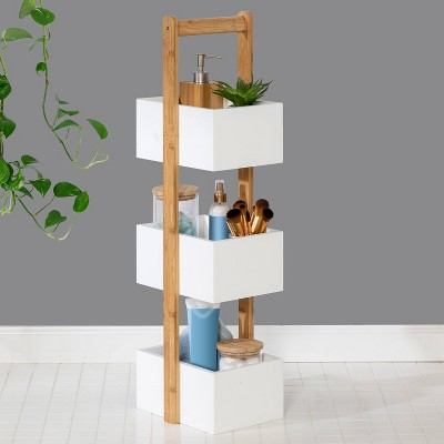 3-Tier Storage Caddy Natural - Honey Can Do
