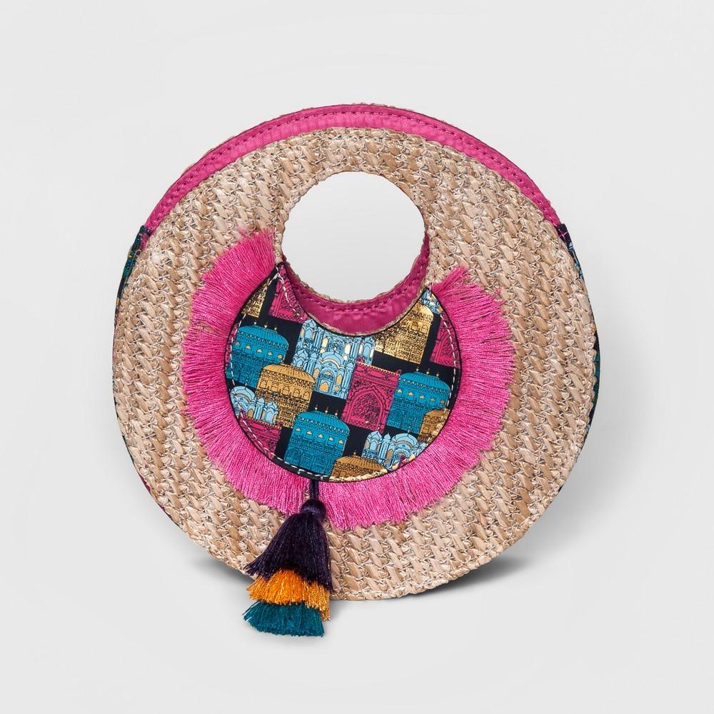 Girls' Tribal Satchel No Closure - Genuine Kids from OshKosh Natural