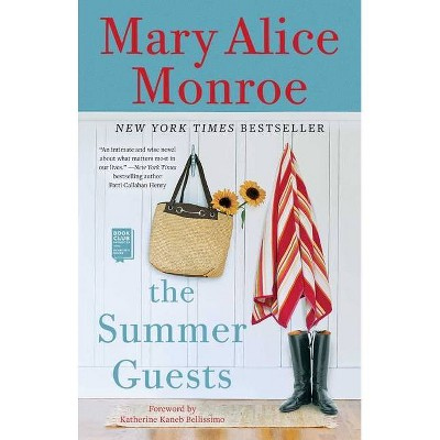 The Summer Guests - by Mary Alice Monroe (Paperback)
