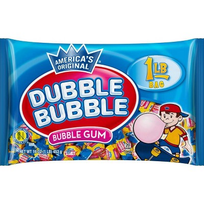 Dubble Bubble Chewing Gum - 16oz