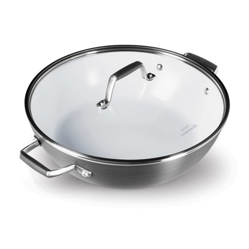 "Select by Calphalon™ 12"" Hard Anodized Ceramic All Purpose Pan - image 1 of 5"