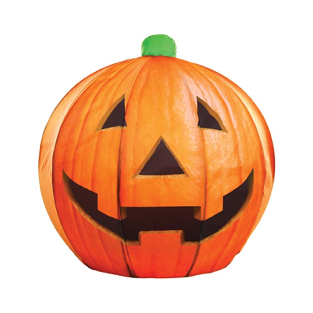 24 Halloween Jack O Lantern, Multi-Colored