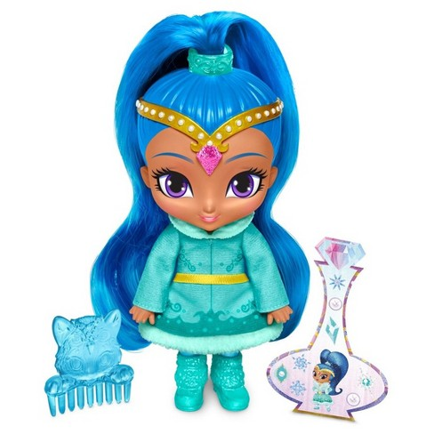 Fisher-Price Shimmer and Shine Winter Wishes Shine Doll - image 1 of 1