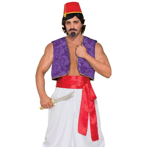 Forum Novelties Desert Prince Deluxe Red Sash Costume Accessory Adult Men - image 1 of 1