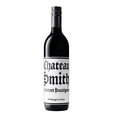 Chateau Smith Cabernet Sauvignon Red Wine - 750ml Bottle - image 1 of 1