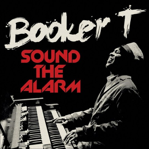 Booker t - Sound the alarm (CD) - image 1 of 1
