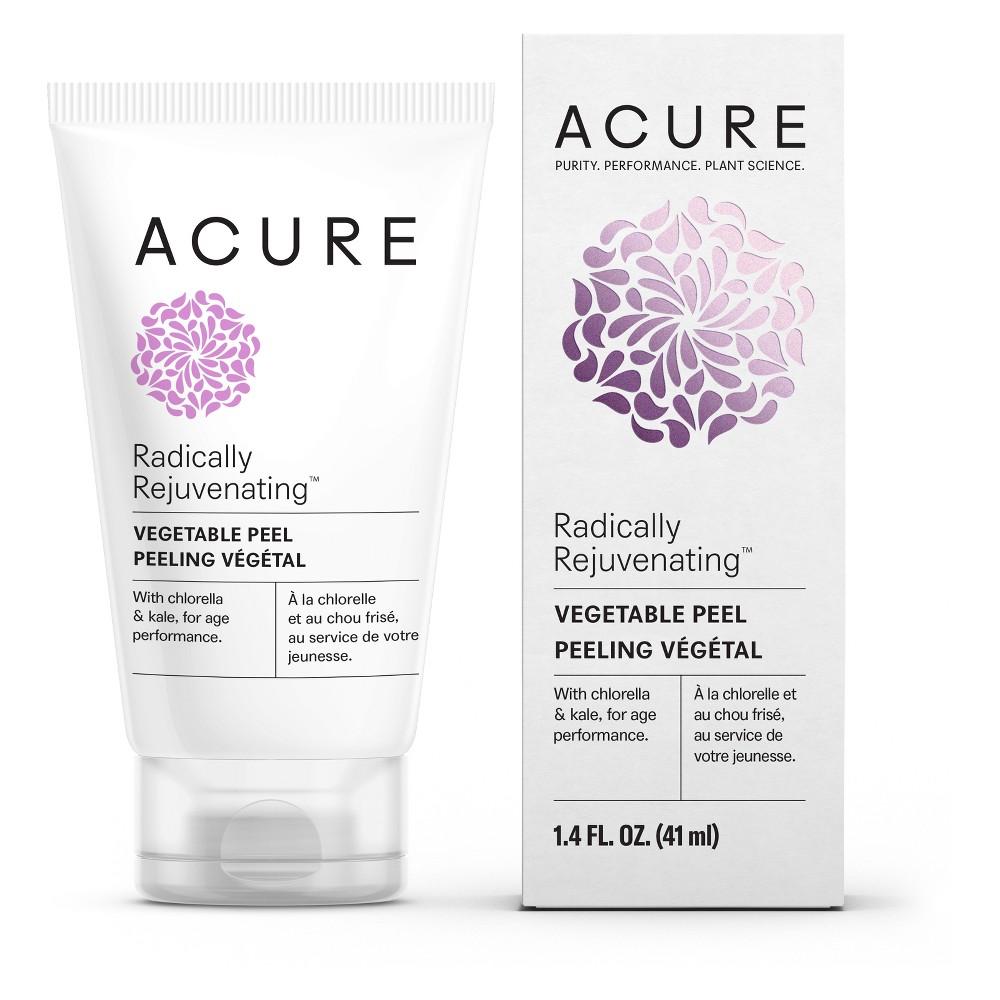 Acure Radically Rejuvenating Vegetable Peel - 1.4 fl oz