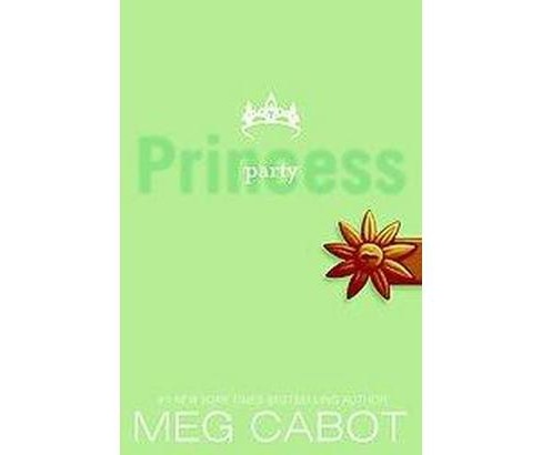 Party Princess (Paperback) (Meg Cabot) - image 1 of 1