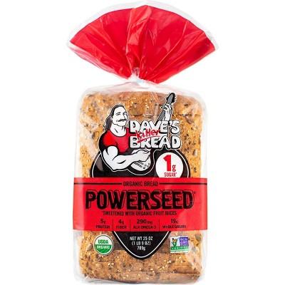 Dave's Killer Bread Organic Powerseed Sandwich Bread - 25oz