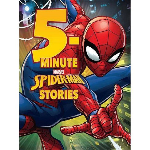 5-minute Spider-Man Stories (Hardcover) (Marvel) - image 1 of 1