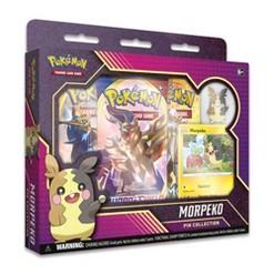Pokemon Trading Card Game Morpeko Pin Collection