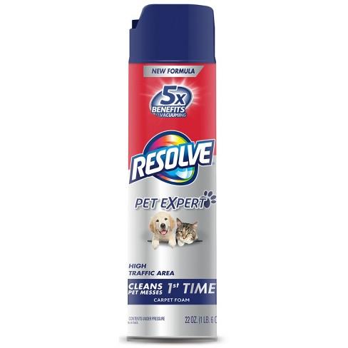 Resolve Clean Fresh Pet Carpet Foam 22 Oz Target