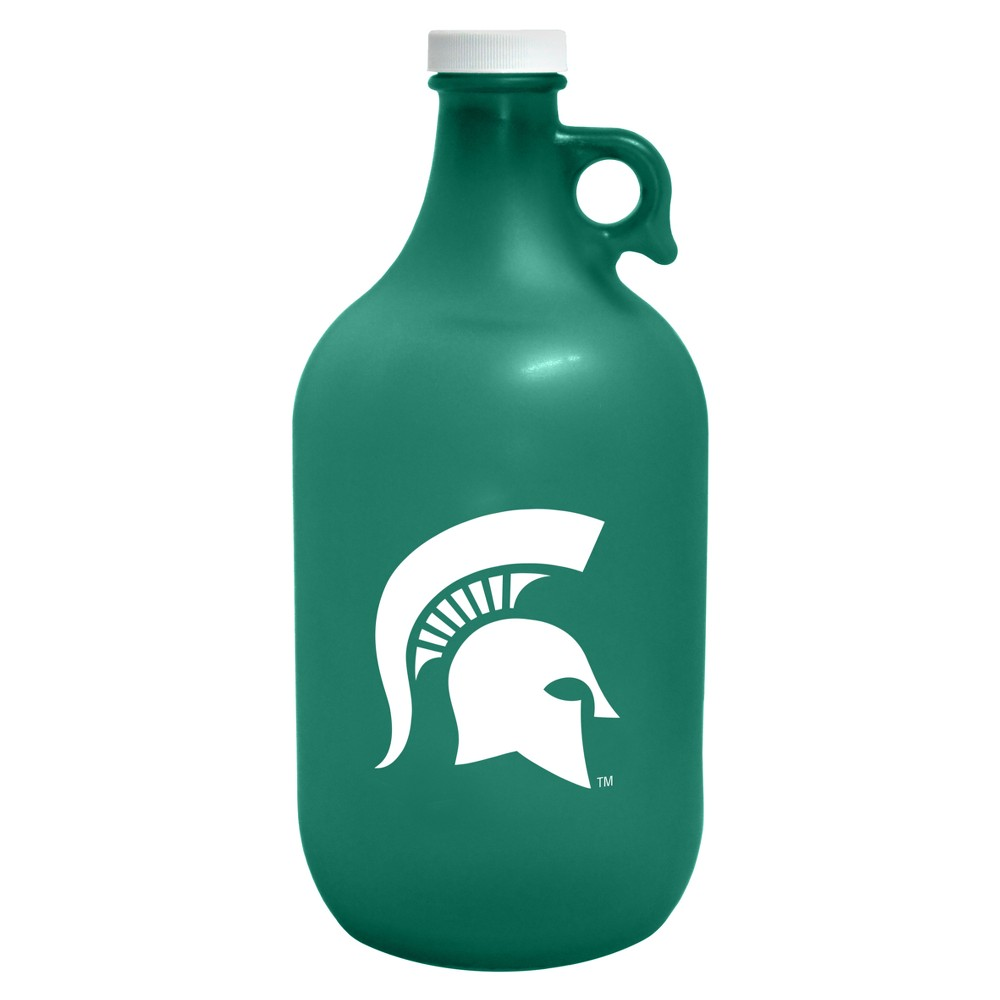Michigan State Spartans Color Frost Growler