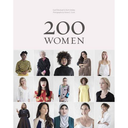 200 Women: Who Will Change the Way You See the World (Personal Growth Books for Women, Coffee Table - image 1 of 1