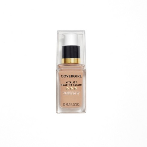 COVERGIRL® Vitalist Healthy Elixir Foundation - Medium Shades - image 1 of 4