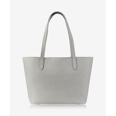 GiGi New York Grey Original Teddie Tote Bag