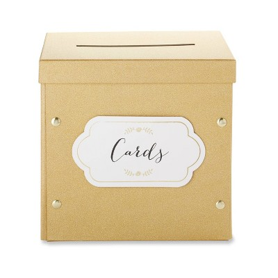 """""""Cards"""" Collapsible Card Box"""
