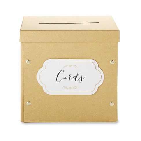 """""""Cards"""" Collapsible Card Box - image 1 of 4"""