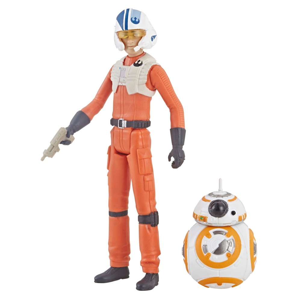 Star Wars: Resistance Animated Series Poe Dameron and BB-8