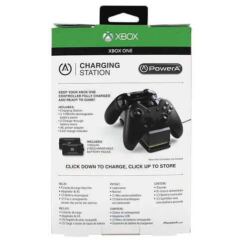 PowerA Xbox One Controller Charging Station