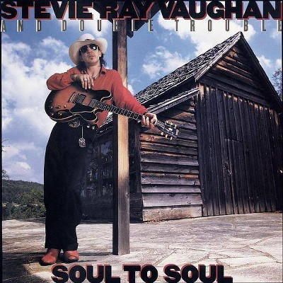 Stevie Ray Vaughan - Soul to Soul (CD)