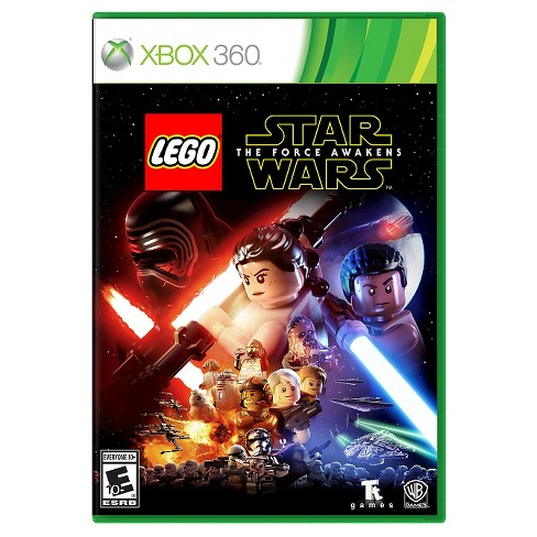 LEGO Star Wars: The Force Awakens Xbox 360 - image 1 of 3