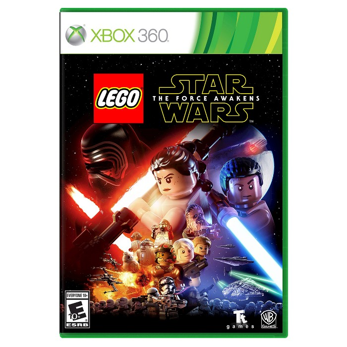 LEGO Star Wars: The Force Awakens Xbox 360 - image 1 of 1