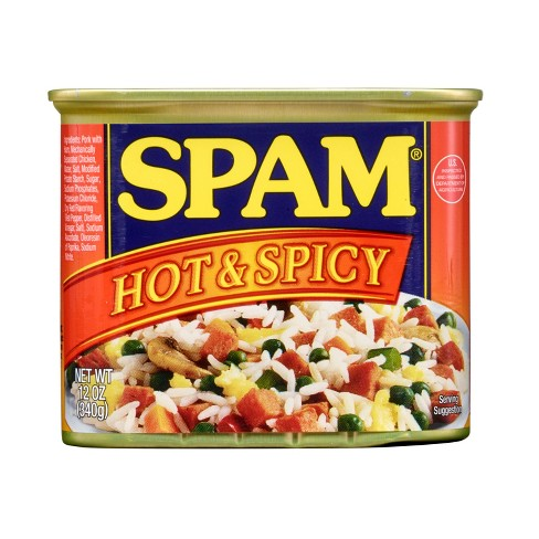 SPAM Hot&Spicy - 12oz - image 1 of 1