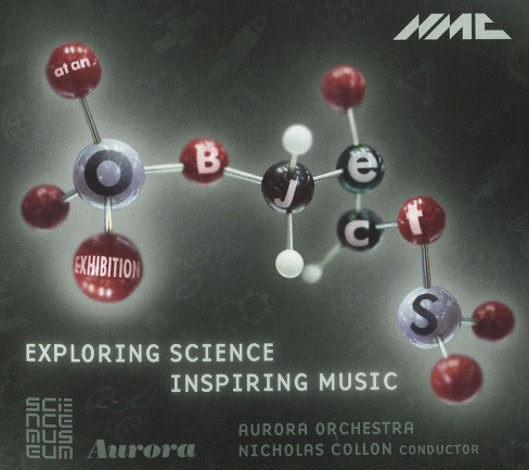 Aurora orchestra - Objects at exhibition (CD) - image 1 of 1