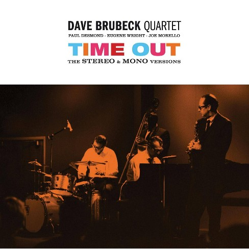 Dave Brubeck - Time Out (Vinyl) - image 1 of 1