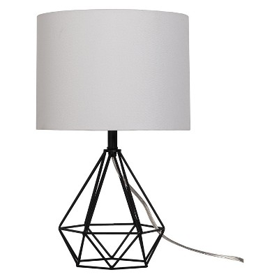 Entenza Wire Table Lamp Black - Project 62™
