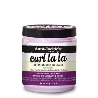 Hair Styling: Aunt Jackie's Curl La La