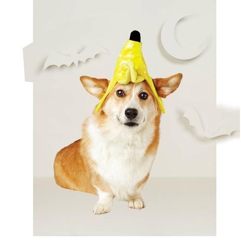 Banana Hat Dog & Cat Costume - Hyde & EEK! Boutique™ - image 1 of 2