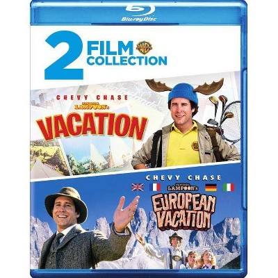 Vacation / European Vacation (Blu-ray)