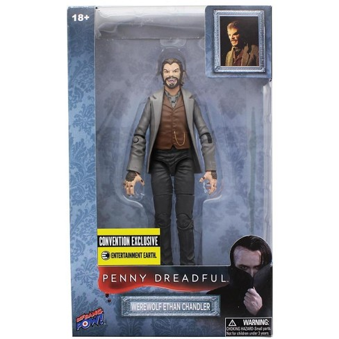 """Bif Bang Pow Penny Dreadful Ethan Chandler Werewolf (Convention Exclusive) 6"""" Action Figure - image 1 of 2"""