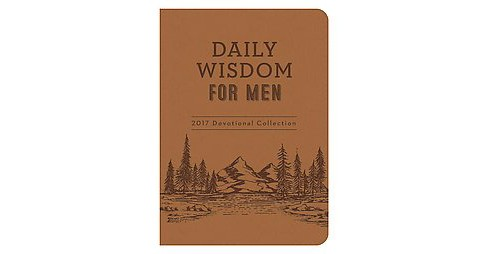 Daily Wisdom for Men 2017 Devotional Collection (Paperback) (Glenn  Hascall) - image 1 of 1