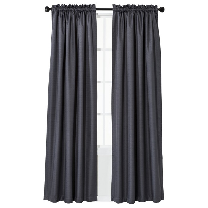 Braxton Thermaback Blackout Curtain Panel - Eclipse™ - image 1 of 1